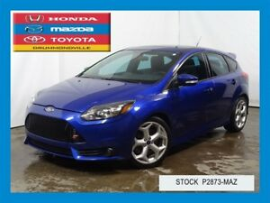 2013 Ford Focus ST+NAVIGATION+CUIR+TOIT
