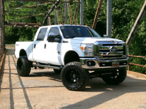 2011 Ford F250 FX4 Super Duty