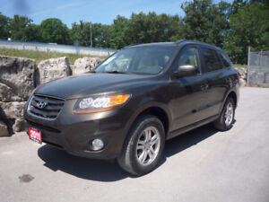 2011 Hyundai Santa Fe GL Heated Seats