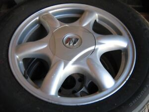 Buick Regal wheels and tires / plus others