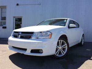 2013 Dodge Avenger SXT, HEATED SEATS, SUNROOF, BLUETOOTH.