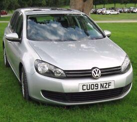 Volkswagen Golf TSI Nice Car
