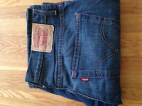 "Levi Strauss & Co Men's 507 Bootcut Jeans (34""W x 32""L) (never worn) JUST REDUCED"