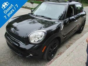 2013 MINI Cooper S Countryman AWD, TOIT