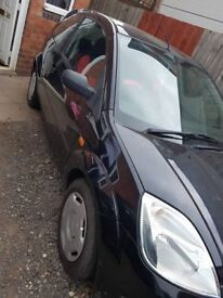 have black ford fiesta for sale