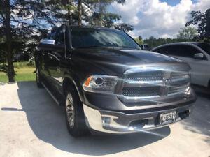 2015 Dodge Power Ram 1500 long horn Pickup Truck
