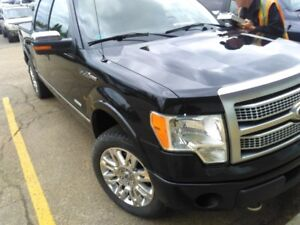 2011 Ford F-150 Platinum Pickup Truck only $89 weekly OAC