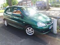 2004 04 ROVER CITY ROVER 1.4 5DR HATCHBACK GREEN + PX TO CLEAR