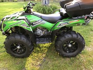 2016 750 Brute Force Special Edition