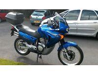 Honda 650 transalp adventure