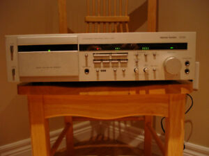 Vintage Harman Kardon Cassette Deck model CD-191