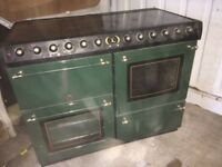 Dual cooker/oven in perfect working order