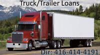 Truck/Trailer/Commercial Loans