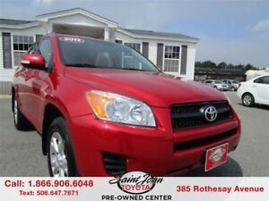 2012 Toyota RAV4 Sunroof+Alloys $177.99 BIWEEKLY!!!