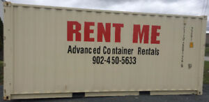 20' SEA CONTAINER -  ADVANCED CONTAINER RENTALS