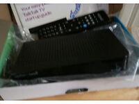 New Youview talktalk 360t digital box