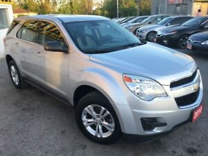 2010 Chevrolet Equinox LS/BACKUPCAMERA/LOADED/ALLOYS