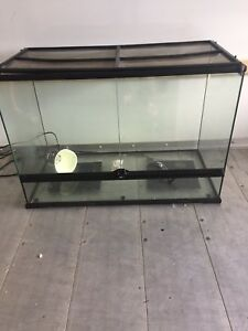 Reptile tank for sale