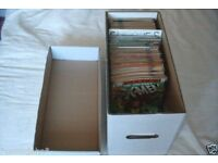 20 x COMIC STORAGE BOXES. OYSTER WHITE - TOP QUALITY - £60 ono
