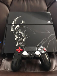 Star Wars Ps4 with Controller