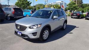 2016 Mazda CX-5 GX AWD Certified Pre-Owned