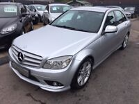 2009/09 Mercedes-Benz C Class 2.1 C220 CDI Sport 4dr STUNNING LOOKS + HIGH SPEC