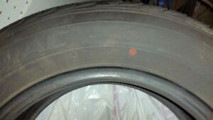 195/65R15 4 winter tire, used less than 20K km. No issue
