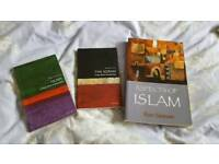 3 books on Islam