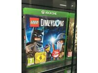 Xbox One Lego dimensions Game