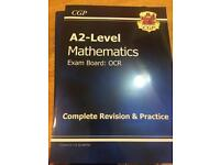 OCR A2 level revision guide with practice NEW for sale  London