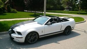 2008 Ford Shelby GT500 Mustang Convertible (REDUCED!!)