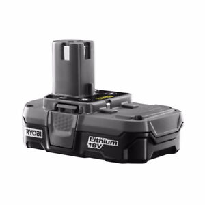 Brand New Ryobi 18-Volt ONE+ Lithium-Ion Compact Battery Pack