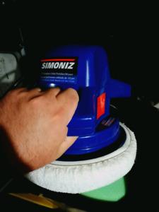 Simoniz polisher