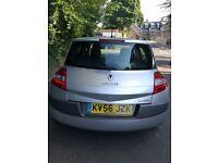 Renault Megane 1.6 VVT Dynamique 5dr Silver (56 plate) (3 total users)