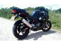 Hyosung Gt 125 R Low mileage!