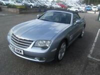2006 57 CHRYSLER CROSSFIRE 3.2 V6 2d 215 BHP**** GUARANTEED FINANCE **** PART EX WELCOME ****
