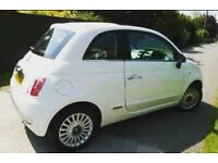 fiat 500 1.2 lounge 2009 for sale at the end of August