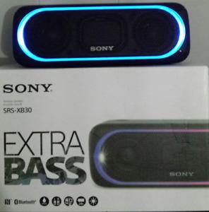 Sony srs-xb30 extra bass Bluetooth speaker