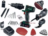 4 IN 1 Cordless combination tool PARKSIDE 16 W . The product is new in its original box!