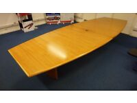 Large Table and unit ideal for Boardroom, Office, Business, Large Dining Room