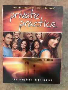 DVD - Private Practice Saison 1