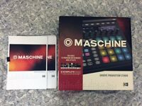 Maschine MK2 - Boxed in mind condition + Software + Serials + Manuals