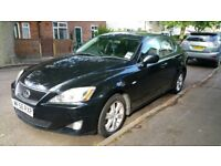 Lexus Is220 2.2 Diesel 2006 Black