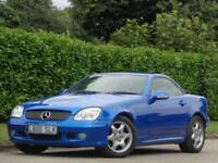 Mercedes-Benz SLK320 3.2***PLATE L800 SLK + £2000 WORTH OF INVOICES***