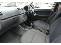 2014 Skoda Fabia 1.6 TDI CR 105 Elegance 5dr Manual Diesel Hatchback