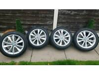 5x112 Alloys wheels