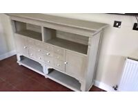 Painted Furniture, Elegant Sideboard, Storage Cabinet, Great Storage