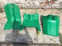 Piaggio typhoon inners/plastic's