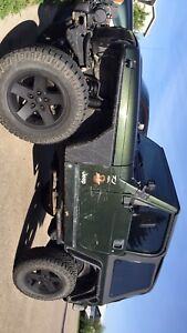 1998 Jeep Wrangler Sahara **reduced price**