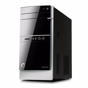 HP Pavilion 500-149 AMD A10 3.7Ghz  8 Gb / 120 GB SSD Desktop PC
